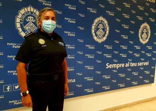 Antònia Barceló ha sido nombrada comisaria de la Policía Local de Palma.