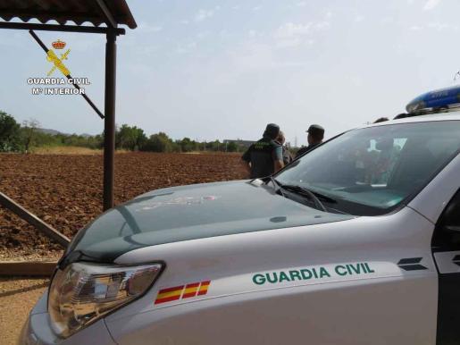 La Guardia Civil se ha hecho cargo de la investigación.