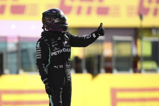 Hamilton firma la 'pole' en Mugello y Sainz saldrá noveno.
