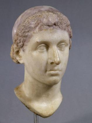 La Cleopatra de Despuig, que ahora se exhibe en Berlín.