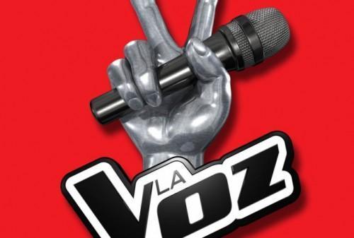 Logo de 'La Voz', programa que emitirá Telecinco.