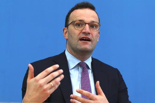 El ministro alemán de Sanidad, Jens Spahn.