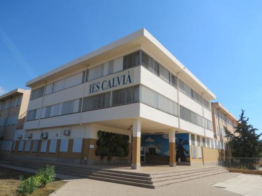 Parte del equipo directivo del IES Calvià ha presentado su dimisión.
