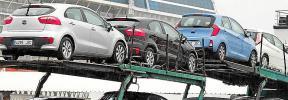 La actividad de las empresas de rent a car de Baleares cae al 20 % en verano