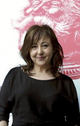 Imagen de archivo de la actriz Carmen Machi.