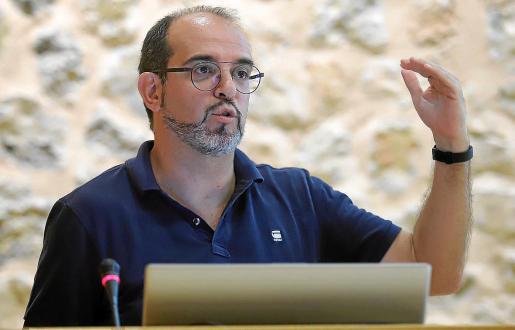 El experto Humberto Matas impartió su formación en Connect'Up esta semana.