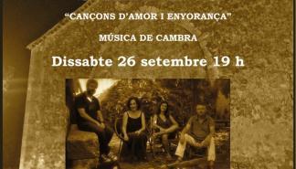 Concierto de Quartet Samanidis en Campanet