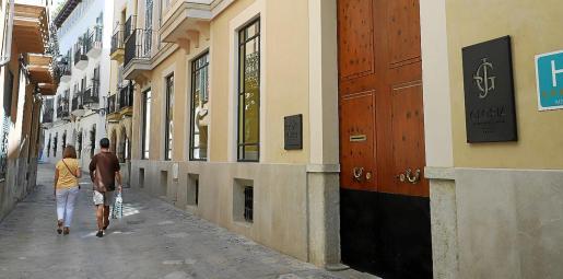 De los 72 hoteles urbanos con que cuenta Palma, a finales de año estarán abiertos una treintena, incluso menos.