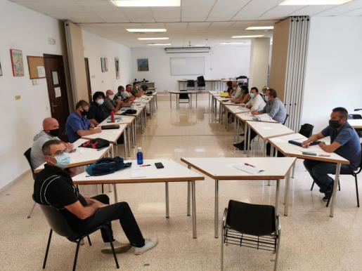 La dirección y el comité de huelga se han reunido durante los días laborales de esta semana, pero no está previsto que lo hagan este fin de semana.