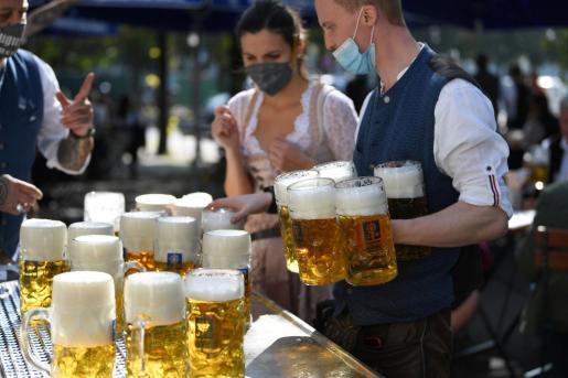En Alemania no se contemplan restricciones a la vida pública y económica como ocurrió entre marzo y abril.