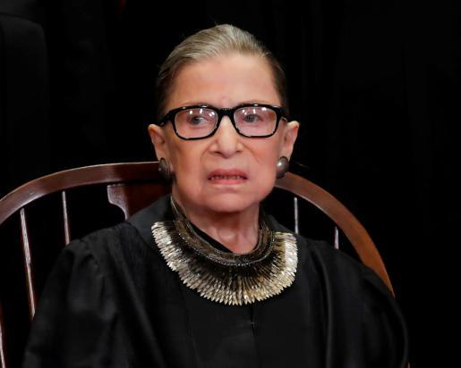 Ginsburg ha fallecido en Washington «rodeada de su familia» y se celebrará un entierro privado en el Cementerio Nacional de Arlington