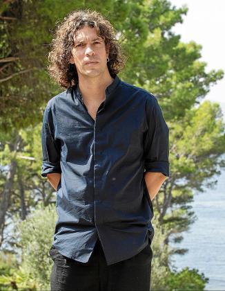 El escritor Pierre Ducrozet participó este fin de semana en las Converses Literàries de Formentor, que se cerraron este sábado.