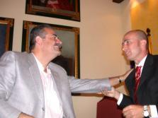 Miquel Ramis y Antoni Pastor