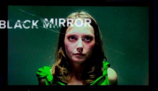 Imagen promocional de la miniserie 'Black Mirror'.