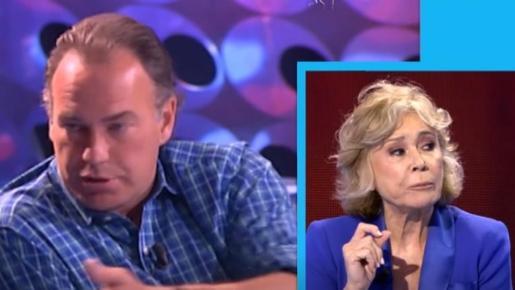 La periodista habló del pasado del cantante y presentador en 'Hormigas blancas'.