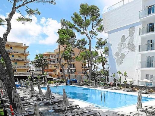 Riu ha cerrado el hotel Concordia, que abrió con el plan piloto en junio.