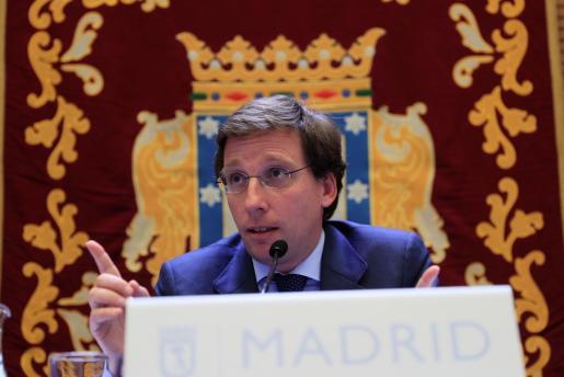 El alcalde de Madrid, José Luis Martínez-Almeida, es uno de los alcaldes 'rebeldes'.