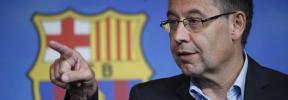Bartomeu frena la salida de Suárez al Atlético