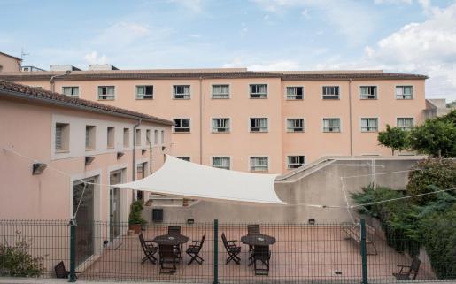 Residencia privada de mayores Bell Entorn de Sóller, con más de la mitad de residentes contagiados.