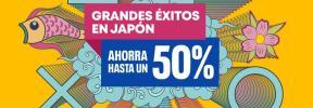La promoción Grandes Éxitos en Japón regresa a PlayStation Store