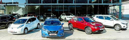 Los coches de segunda mano más demandados del concesionario Nissan en Palma estos meses fueron los modelos QASHQAI y Micra.