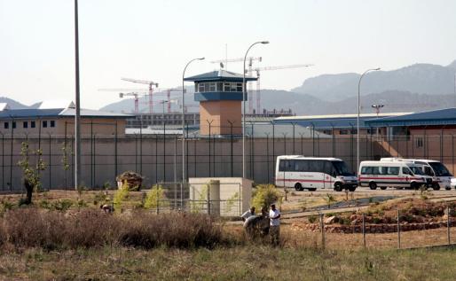 Imagen de archivo del centro penitenciario de Palma