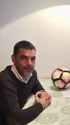 Sergio Vallecillo, hasta ahora director del Fútbol Base del Mallorca.