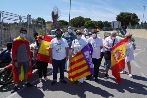Foro Baleares ha realizado varias convocatorias contra el Gobierno.