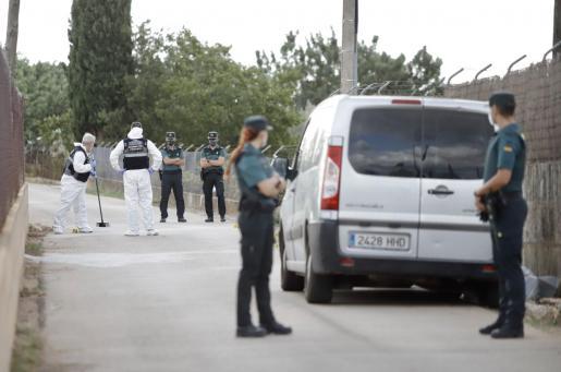 La Guardia Civil ha registrado la vivienda en busca de más pruebas.