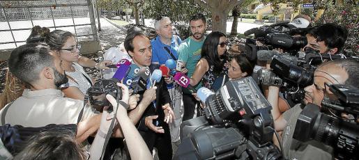 El exedil Álvaro Gijón ya ha sido compensado con 30.000 euros por los gastos de su defensa en el 'caso ORA'.