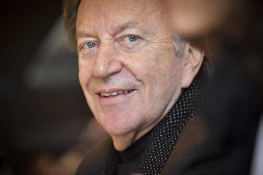 El famoso director de cine serbio Goran Paskaljevic.