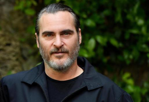 El actor estadounidense Joaquin Phoenix.