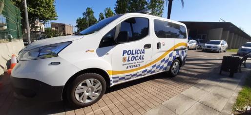 El hecho se produjo el pasado sábado y fue una de las infracciones detectadas por la Policía Local a lo largo del fin de semana.