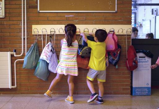 Los niños tienen menos posibilidades de contagiarse.