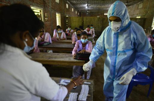 El estudio se ha realizado sobre una muestra de más de medio millón de personas en la India.