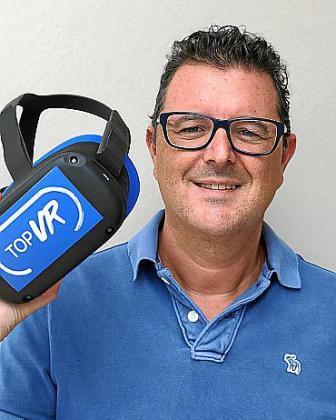 Víctor Terricabras ha desarrollado este proyecto virtual.