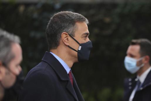Ardern, que aspira a ser reelegida en las elecciones del próximo 17 de octubre, es conocida por sus políticas progresistas y por su buena gestión durante la COVID-19. En la imagen, el presidente español en un encuentro con sus homólogos en Bruselas.