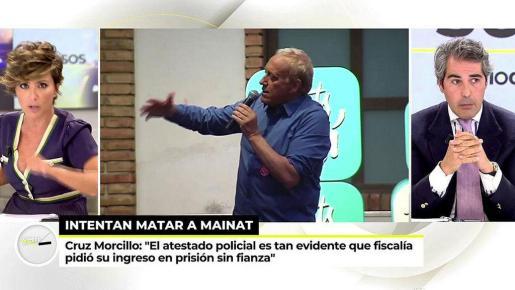 Unas polémicas palabras de García Juez han revolucionado la mesa de debate y @sonsolesonega le ha respondido con un gran zasca #YaEsMediodía582