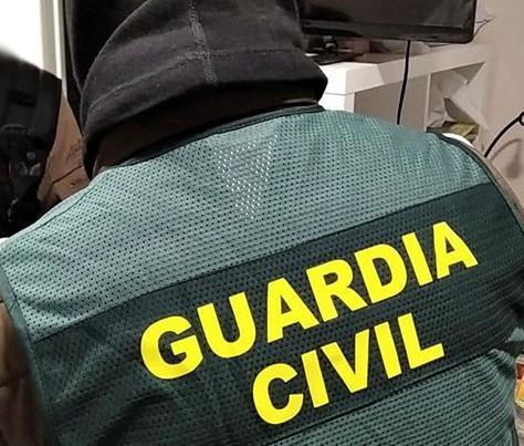 La Guardia Civil ha detenido a los presuntos violadores.
