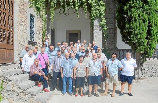 Los organizadores de la Pujada de diferentes pueblos se reunieron el domingo en Lluc para ultimar los detalles.