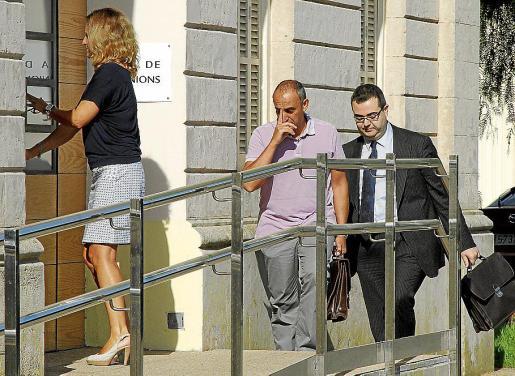 Una comissió judicial va a prendre declaració al conseller Company pels incidents del Coso