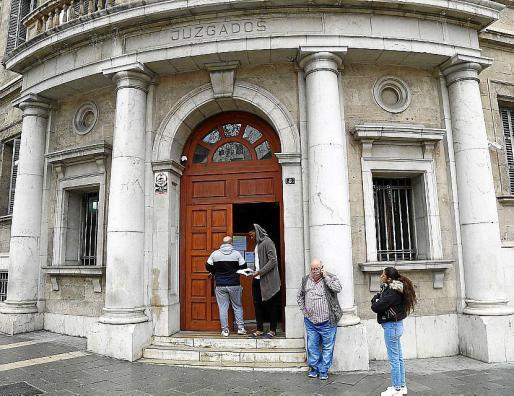 La mujer fue juzgada en una sala del juzgado de lo Penal número 2 de Palma el pasado mes de septiembre.