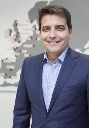 El consejero delegado de Iberia Express, Carlos Gómez.