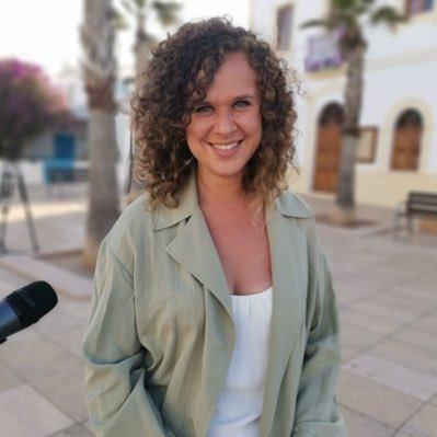 La periodista Maria Roig.