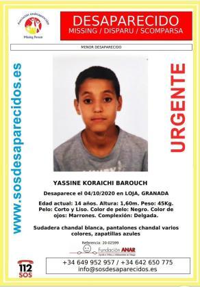 🆘 DESAPARECIDO #desaparecido #sosdesaparecidos #Missing #España #Granada #Loja https://t.co/9fRQHXzwd1