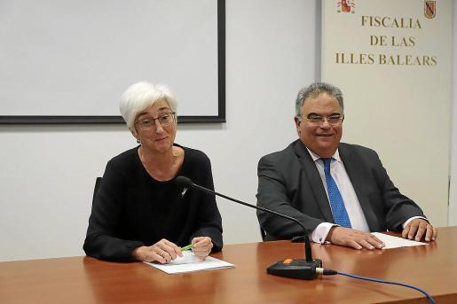 La exfiscal general del Estado, María José Segarra y el fiscal jefe Barceló estaban entre los propuestos.