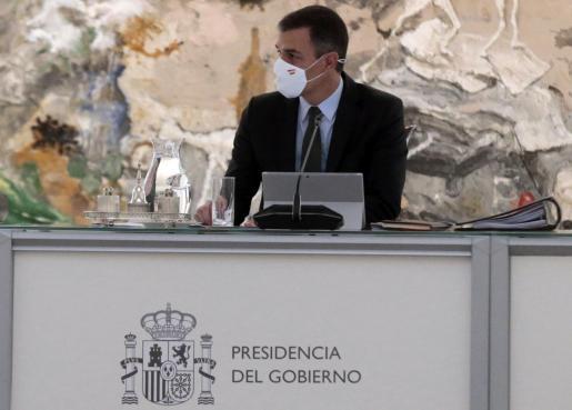 Sánchez expondrá su plan en una conferencia, con un «formato novedoso», a la que asistirán con «soporte tecnológico» por videoconferencia todos los miembros del Ejecutivo.