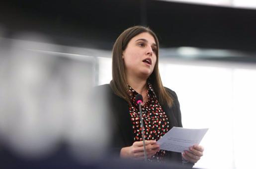 La eurodiputada del PSIB Alícia Homs.