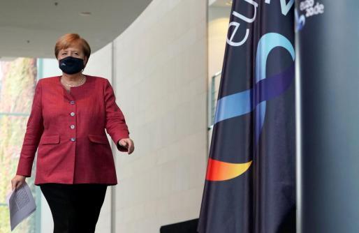 Angela Merkel ha realizado el anuncio tras mantener una videoconferencia con los 11 alcaldes de las ciudades más grandes de Alemania.