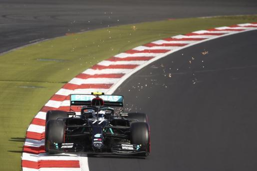 El piloto finlandés Valtteri Bottas (Mercedes) ha firmado la pole para la carrera del Gran Premio de Eifel.